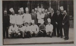 Nièvre NEVERS  Grande Photographie Cuisiniers 1949 - Métiers