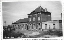 Longlier NA3: La Station ( Photo-carte ) - Neufchâteau