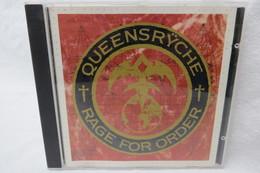 "CD ""Queensryche"" Rage For Order - Hard Rock & Metal"