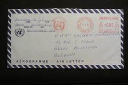 NL UN Bataillon UNPROFOR / FORPRONU In Bosnia/Croatia - NAPO 92 - Postal History