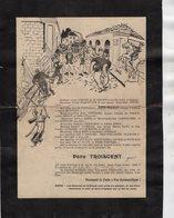VP14.359 - MILITARIA - TOUL 1910 - Faire - Part Humoristique Pour Melle G. ZELMEYER à SAINT - GERMAIN LES COUILLY - Documents