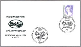 MERCADO DEL ACEITE - D.O.P. CHIANTI CLASSICO. Mercatale Val Di Pesa, Firenze, 2006 - Alimentación