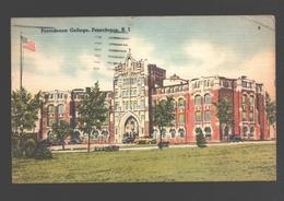 Providence - Providence College - Linen - 1951 - Providence