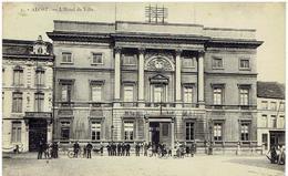 ALOST - L' Hôtel De Ville - Cliché Walschaerts N° 23 - Aalst