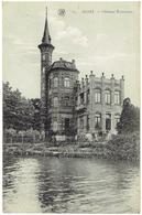 ALOST - Château Termuren - Cliché Walschaerts N° 10 - Aalst