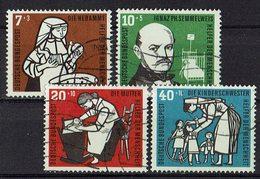 BRD 1956 // Mi. 243/246 O (033..778) - Used Stamps