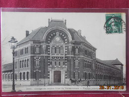 CPA - Valenciennes - Collège De Jeunes Filles - Façade Principale - Valenciennes