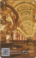 Carte Clé Hôtel Avec Casino Adjoint : The Venetian Macao : Scan To Win A Gondola Ride ! - Cartes D'hotel