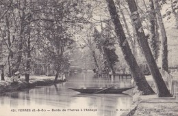 YERRES - Bords De L'Yerres à L'Abbaye - Yerres