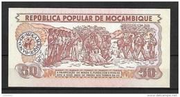 Mozambique: 50 Méticais (neuf Jamais Circulé) - Mozambique