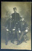 Cpa Carte Photo Officiers Médaillés   YN55 - Personaggi