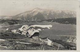 AK 0141  Rax - Ottohaus Mit Schneeberg / Feldpost Um 1944 - Raxgebiet