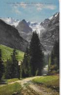 AK 0141  Partie Am Wege Nach Den Heiligen Drei Brunnen An Der Stilferjochstrasse Bei Trafoi Ca. Um 1920 - Bolzano