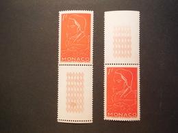 Monaco 2 X N°399 Neufs - Conférence Saint Vincent De Paul - 1954 - Monaco