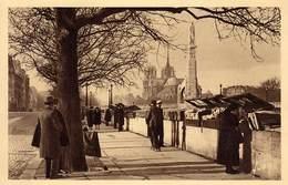 75 - PARIS   - Le Quai De La Tournelle Vers Notre Dame - - Francia