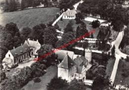 Le Château - Vue Aérienne - Graven - Graven