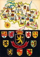 Villes Belges - België-Belgique - Belgique