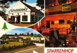 Restaurant Sparrenhof - Elsleukenstraat - Wolfsdonk - Langdorp - Aarschot