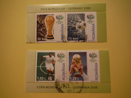 Roumanie - FIFA World Cup 2006 Germany - Blocks & Sheetlets