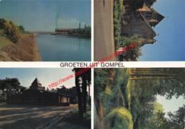 Glaverbel Kerk Chiroheem Nete - Gompel Mol - Mol