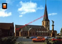 Collegiale Kerk St.-Odulphus - Borgloon - Borgloon