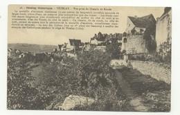 89/CPA - Vèzelay - Vue Prise Du Chemin De Ronde - Vezelay