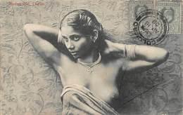 CPA Rodiya Girl Ceylon - Sri Lanka (Ceylon)