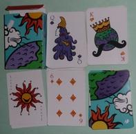 Rare Jeu De 54 Cartes En Boite, MALAYSIA Airlines, Compagnie Aérienne, Joker - 54 Cards