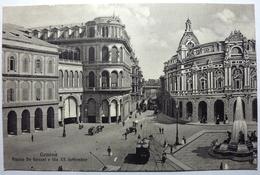 PIAZZA DE FERRARI E VIA XX SETTEMBRE - GENOVA - Genova