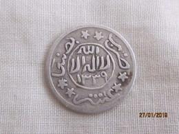 Yemen/ Imamat Mutawakkilite: 1/10 De Riyal 1339 (rare) - Yemen