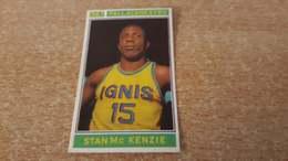 Figurina Panini Campioni Dello Sport 1967 - Stan Mc Kenzie - Panini
