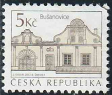 Tchéquie 2012 Yv. N°664 - Busanovice - Oblitéré - Tchéquie