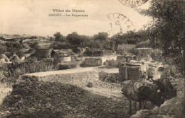 MAROC  MEKNES  Les Briqueteries - Meknès
