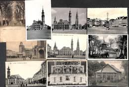St Trond St Truiden - Leuke Lot 10 PK's (animation, Star,...) - Sint-Truiden