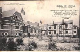 Sprimont - Hôtel Du Cercle (animée, 1906, Pli Horizontal) - Sprimont
