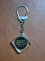 Porte-clé Plastique Poissonnerie Mousseron à Dijon (21) - Key-rings