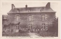 LES IFFS - Communauté De La Sagesse - Villégiature Pour Fillettes Et Jeunes Filles - Groupe D'Enfants Et Adultes - TBE - France
