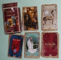 Rare Jeu De 54 Cartes En Boite, Le Monde De NARNIA, The Chronicles Of, The Lion Witch & Wardrobe - 54 Cards