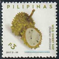 Philippines 2017 Yv. N°4106 - Rollinier - Oblitéré - Philippines