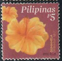 Philippines 2018 - Gumamela - Oblitéré - Philippines