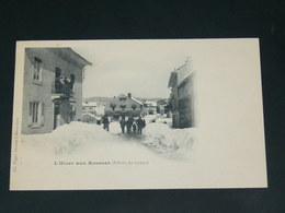 MOREZ   1900   VUE  LES ROUSSES   / CIRC /  EDITION - Morez