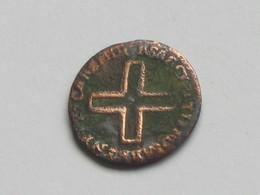 Monnaie De Savoie - Duché De Savoie - Charles Emmanuel III - 2 Deniers - 2 Denari  **** EN ACHAT IMMEDIAT **** - 476-1789 Monnaies Seigneuriales