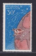 HAUTE-VOLTA AERIENS N°   27 ** MNH Neuf Sans Charnière, TB (D8432) Cosmos, Communications Spatiales - 1965 - Alto Volta (1958-1984)