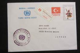 Turkish UN Contingent UNPROFOR / FORPRONU In Bosnia - 1921-... République