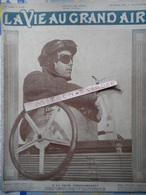 Vie Au Grand Air - No 632 Du 29 Octobre 1910, Au Dessus De Guyancourt, Route De Buc à St-Cyr - Livres, BD, Revues