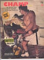 CHAMP   EROTISEX  MAGAZINE - Books, Magazines, Comics