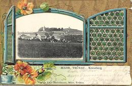 1902 - Moravska Trebowa ,PRAGE KARTE,  Gute Zustand, 2 Scan - Czech Republic