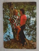 Coppia Innamorati  Cartolina 1979 - Couples