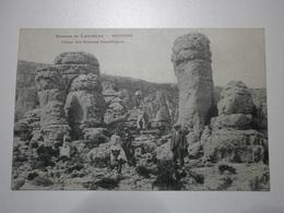 34 Mourèze, Chaos De Rochers Dolomitiques. Carte Inédite (7903) - France