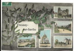 Sarthe FRESNAY SUR SARTHE 1910   2 Scans..G - Frankrijk